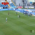 Stal Mielec 1-0 Stomil Olsztyn - Jonatan Straus OG 44' (Polish I liga)