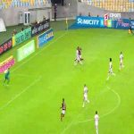 Campeonato Carioca: Bangu 0 - [2] Flamengo - Bruno Henrique 66'