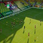 Norwich 0-1 Southampton - Danny Ings 49'