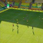Norwich 0-2 Southampton - Stuart Armstrong 54'