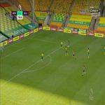 Norwich 0-3 Southampton - Nathan Redmond 79'