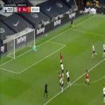 Tottenham 1-[1] Man United - Bruno Fernandes penalty