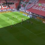 Athletic Bilbao 1-0 Betis - Iñigo Martínez 7'
