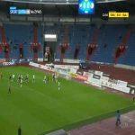 Baník Ostrava 0-1 Slavia Praha - David Zima 13'