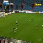 Baník Ostrava 1-[3] Slavia Praha - Petar Musa 90+2'