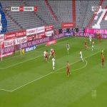 Bayern München 1-0 Freiburg - Joshua Kimmich 15'