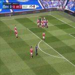 Bernd Leno (Arsenal) injury vs. Brighton & Hove Albion 35'