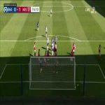 Brighton & Hove Albion [1]-1 Arsenal: L. Dunk goal 75'