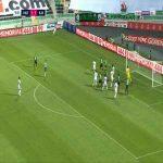 Denizlispor 1-[2] Besiktas - Gokhan Gonul 61'