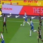 Hertha Berlin 1-0 Bayer Leverkusen - Matheus Cunha 22'