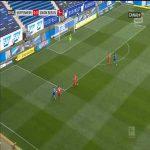 Hoffenheim 1-0 Union Berlin - Ihlas Bebou 11'