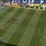 Hoffenheim 3-0 Union Berlin - Moanes Dabbur 45+2'
