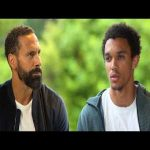 """I want to influence a generation"" Alexander-Arnold and Rio Ferdinand on Black Lives Matter movement"