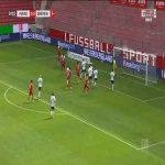 Mainz 1-0 Werder Bremen - Robin Quaison 25'