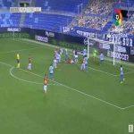 Malaga 1-[1] Extremadura UD - Giovanni Zarfino 64'