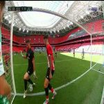 Sergio Canales (Real Betis) penalty miss vs. Athletic Club 86'