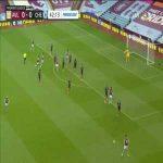 Aston Villa 1-0 Chelsea: K. Hause goal 43'