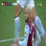 Aston Villa 1-[1] Chelsea: Christian Pulisic goal 60'