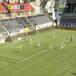 Bodø/Glimt 1-0 Haugesund - Patrick Berg 16'