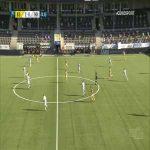 Bodø/Glimt 3-0 Haugesund - Kasper Junker 45'