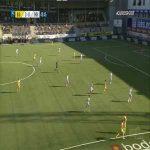 Bodø/Glimt 4-0 Haugesund - Kasper Junker 49' hat-trick