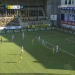 Bodø/Glimt [6]-1 Haugesund - Sammy Skytte 90'