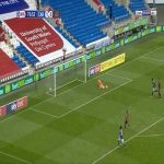 Cardiff 2-0 Leeds - Robert-Nesta Glatzel 71'