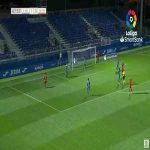 Chico Flores (Fuenlabrada) goal line clearance against Numancia 48'