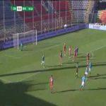 Cremonese 0-1 Benevento - Roberto Insigne 51'