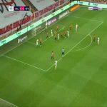 Galatasaray 0-1 Gaziantep - Papy Djilobodji 17'