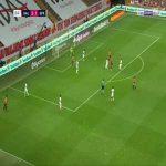 Galatasaray [3]-1 Gaziantep - Sofiane Feghouli 66'