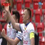 GKS Tychy 1-[1] Podbeskidzie Bielsko-Biała - Kamil Biliński 73' (Polish I liga)