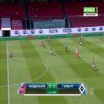 Heidenheim 0-1 Hamburger SV - Joel Pohjanpalo 46'