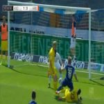 Karlsruhe [2]-3 Arminia Bielefeld - Philipp Hofmann penalty 70'