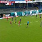 Kristiansund 0-1 Aalesund - Simen Bolkan Nordli 11'
