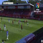 Mirandes 0-1 Ponferradina - Pablo Vidal Valcarce 29'