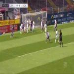 Osnabruck 1-0 Holstein Kiel - Moritz Heyer 3'
