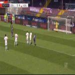 Osnabruck 3-0 Holstein Kiel - Lukas Gugganig penalty 51'