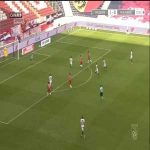 Red Bull Salzburg 2-0 Wolfsberg - Enock Mwepu 71'