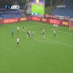 Strømsgodset 1-0 Odd - Johan Hove 2'