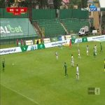 Warta Poznań 2-0 Sandecja Nowy Sącz - Krzysztof Danielewicz 85' (Polish I liga)