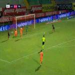 Alanyaspor 0-1 Trabzonspor - Abdulkadir Omur 7'