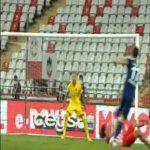 Antalyaspor 3-[1] Rizespor - Milan Skoda penalty 90'+9'