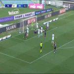 Fiorentina [1]-1 Brescia - Germán Pezzella 29'