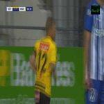 IFK Göteborg 1 - [2] Mjällby AIF - D. Löfquist 59'