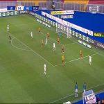 Lecce 0-1 Milan - Samu Castillejo 26'