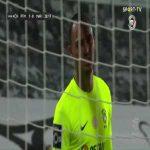 Portimonense 1-0 Marítimo - Bruno Tabata 24' (curious defending)