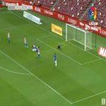 Sporting Gijon 0-1 Real Oviedo - Borja Sanchez 70'