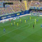 Villarreal 2-[2] Sevilla: Munir El Haddadi goal 64'