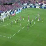 Barcelona 1-0 Athletic Club: Ivan Rakitic goal 71'